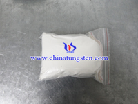 Bag of Ammonium Metatungstate Sample Photo